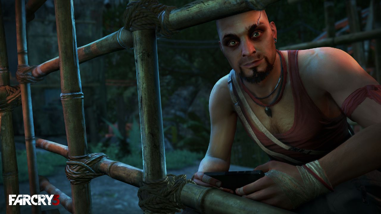 Farcry 3 S Vaas Montenegro Is Actually Guiding The Protagonist